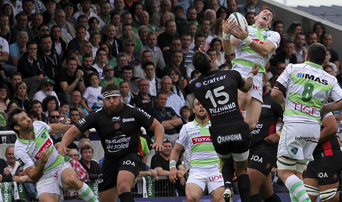 Sport rugby Top 14 RCT Toulon 25-9 section Paloise