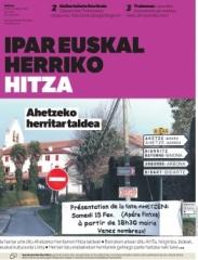 Ipar Euskal Herriko Hitza Ostirala 2017eko uztailaren 28a