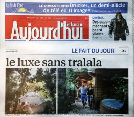 Aujourd'hui en France 3 aout 2016