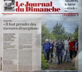 Le JDD/ Le Journal Du Dimanche 24 juillet 2016