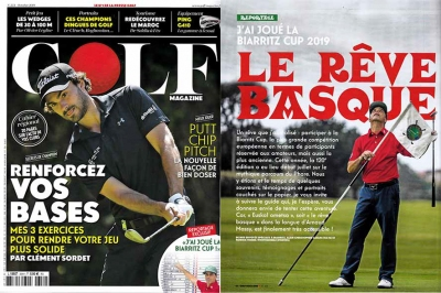 Golf Magazine 354 Octobre 2019