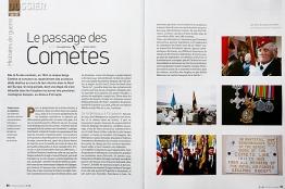 """""""Le réseau Comète"""" Guerre 39-45 Parution Pyrénées Magazine"""
