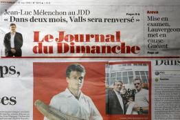 Le JDD 15 mai 2016 Didier Deschamps
