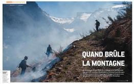 Parution Pyrénées Magazine 164 Mars Avril 2016