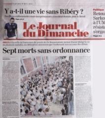 JDD Journal Du Dimanche procès du DR Bonnemaison