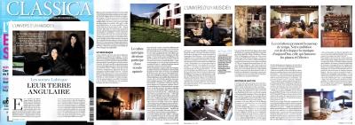 Magazine CLASSICA N°220 Mars 2020 Les sœurs Labèque leur terre angulaire