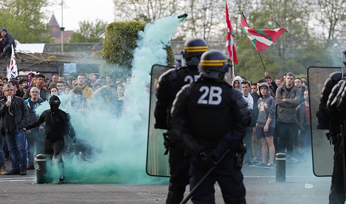 Politique : Marion Maréchal Le Pen à Bayonne