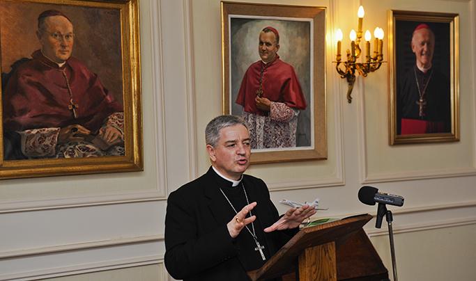 Pédophilie :Mgr Marc Aillet évêque de Bayonne temporise.