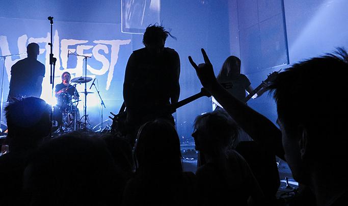 Culture: Musique un festival d'enfer à l'Atabal.