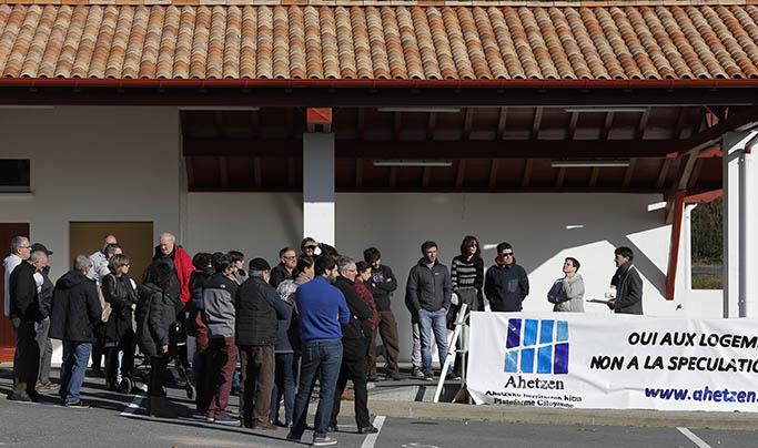Immobilier Pays Basque: Ahetze AHH monte au créneau.