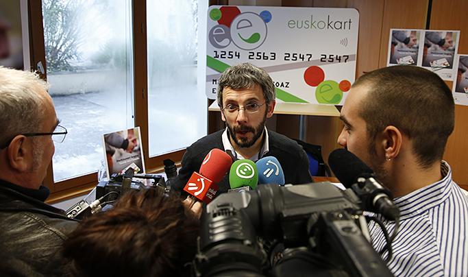 Economie:La monnaie basque passe au numérique