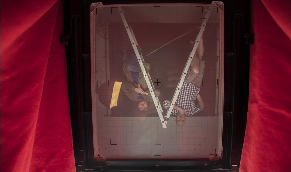 """Art & Culture : ZubiLabo, un pont entre la """"vraie photographie"""" et le temps qui, lui nous échappe..."""
