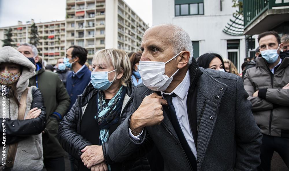 Économie & Coronavirus : les commerçants de plusieurs villes du Pays basque veulent faire rouvrir leurs commerces et exprime leur colère.