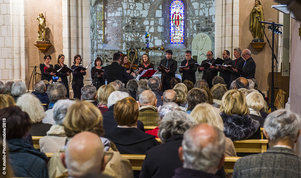 Culture : Anglet,  Pays basque le Chœur Ascèse se professionnalise et développe ses activités.