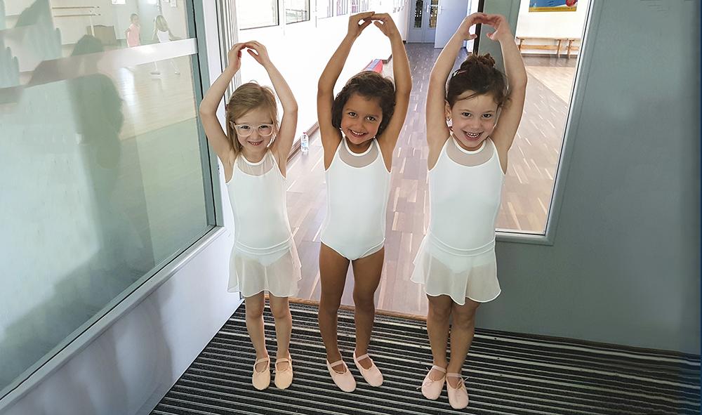 Culture : Danse l'association d'Ahetze Aheztarrak recherche un ou une professeur de danse classique pour la rentrée de septembre.