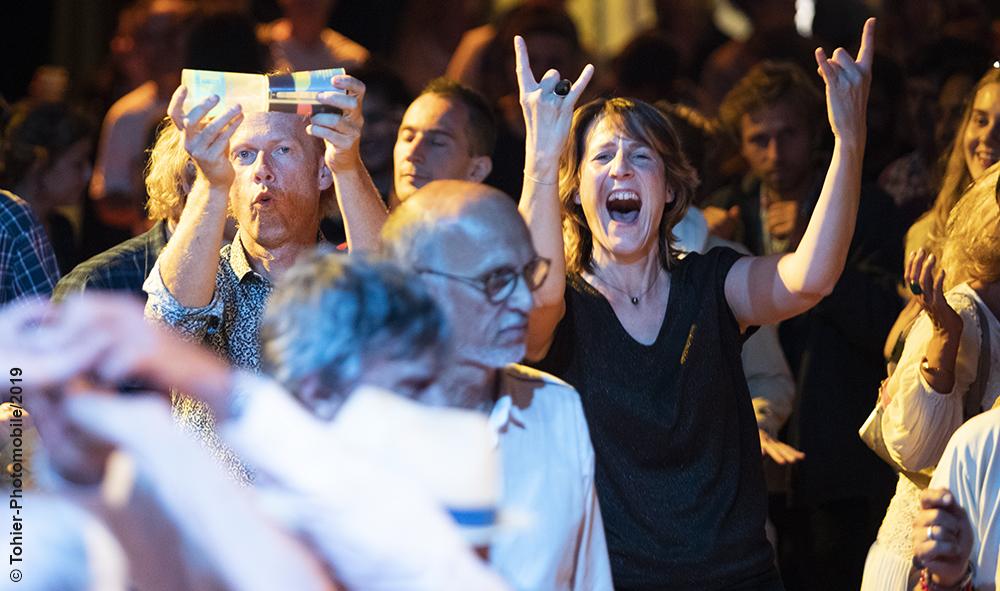 Culture : Musique et concerts, au village du Festival Biarritz Amérique Latine c'est chaud ...comme le METAL
