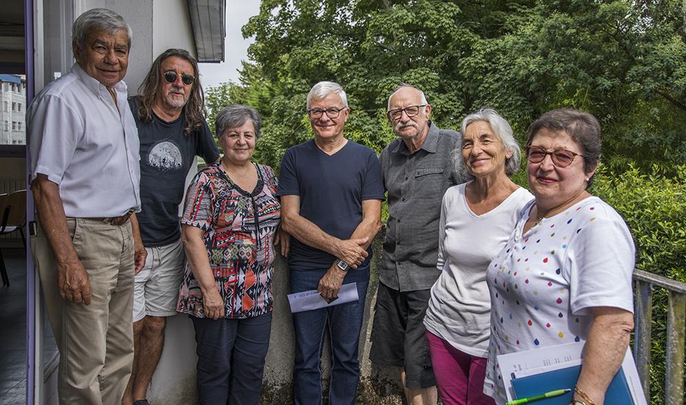 ECONOMIE-SANTE PUBLIQUE : Collectifs anti-linky du Pays basque, ils ne lâchent rien et pourraient bien pouvoir faire réinstaller les anciens compteurs.
