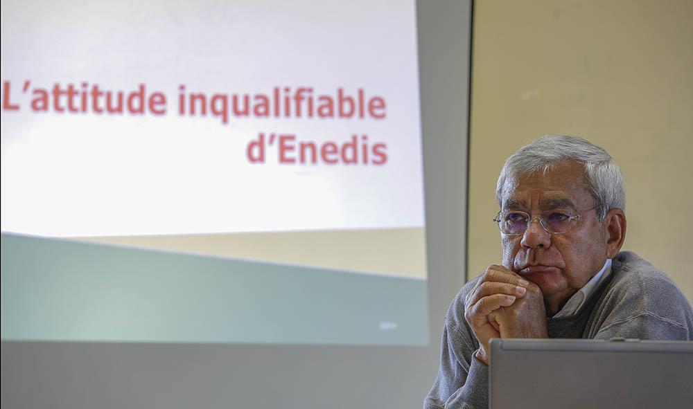 ECONOMIE-SANTE PUBLIQUE : Tout est bon dans le Linky...surtout pour le BIG DATA de Monsieur Philippe Monloubou, Président du Directoire d'Enedis « nous sommes des capteurs connectés ».