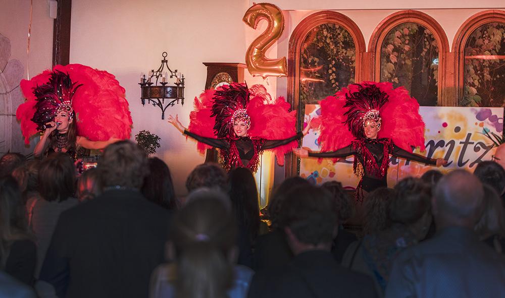 L'agence réceptive Biarritz For Events a fêté ses 20 ans d'expérience dans l'écrin Angloy du château de Brindos au Pays Basque.