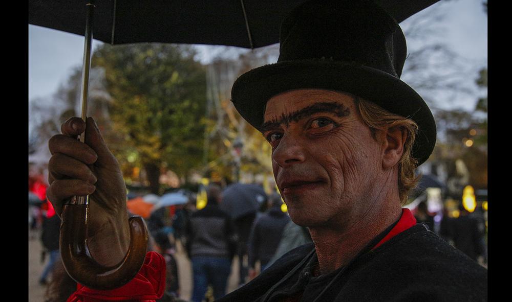 Pays Basque : Événement &Culture: Biarritz Halloween 2017 Même par peur... de la pluie !