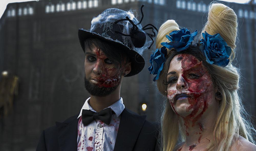 Pays Basque : Événement & Culture: Biarritz Halloween 2017. Même par peur... des Ados !