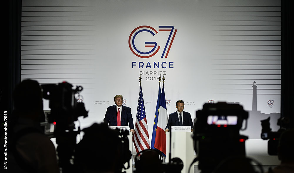"Politique : ""Welcome to Miami"" du G7 Pays basques au prochain G7 de Miami en Floride sur un golf de Donald Trump il n'y a qu'un «ACE »…"