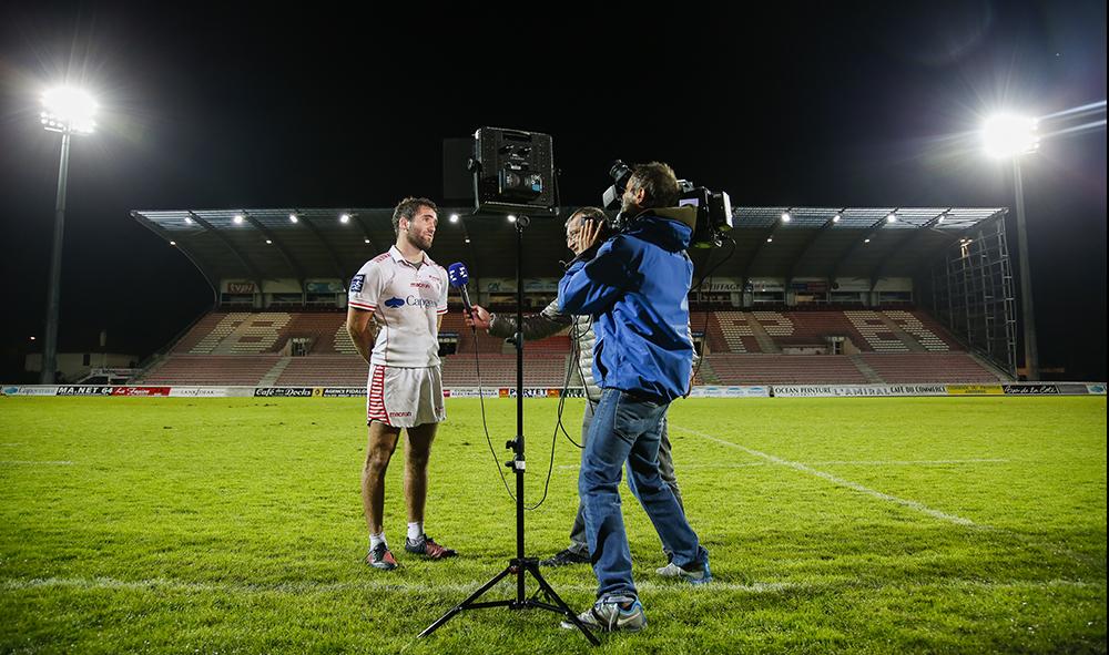 Sport : Rugby Pro D2 Biarritz au Pays Basque : Biarritz 32- Nevers 20.
