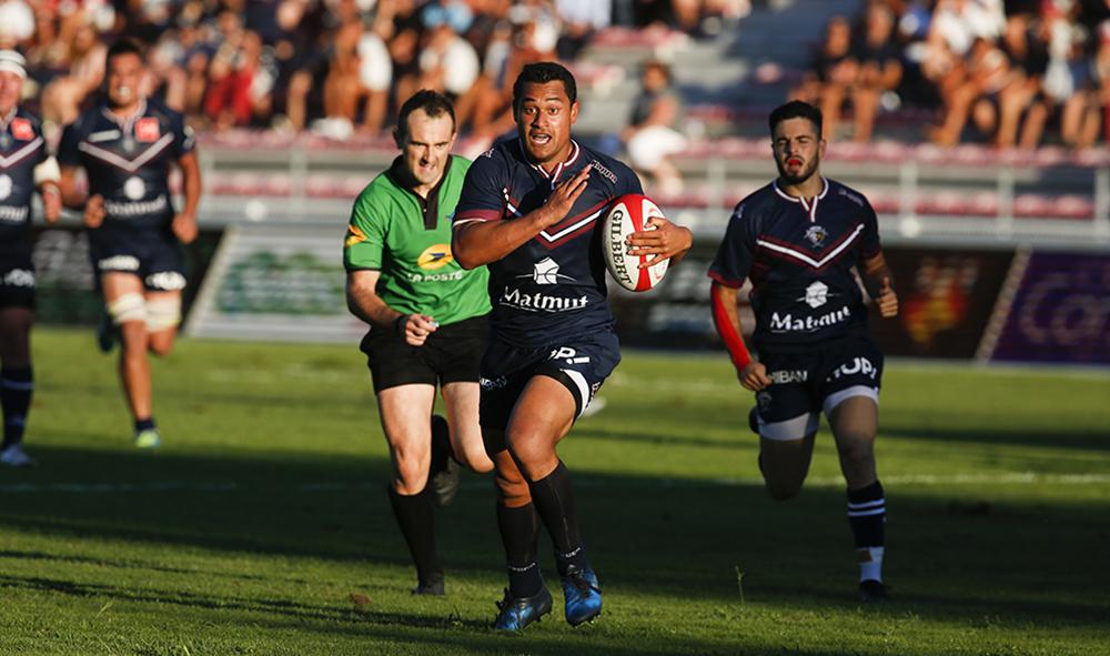 Sport : Rugby Pro D2 Biarritz Olympique Union Bordeaux-Bègles