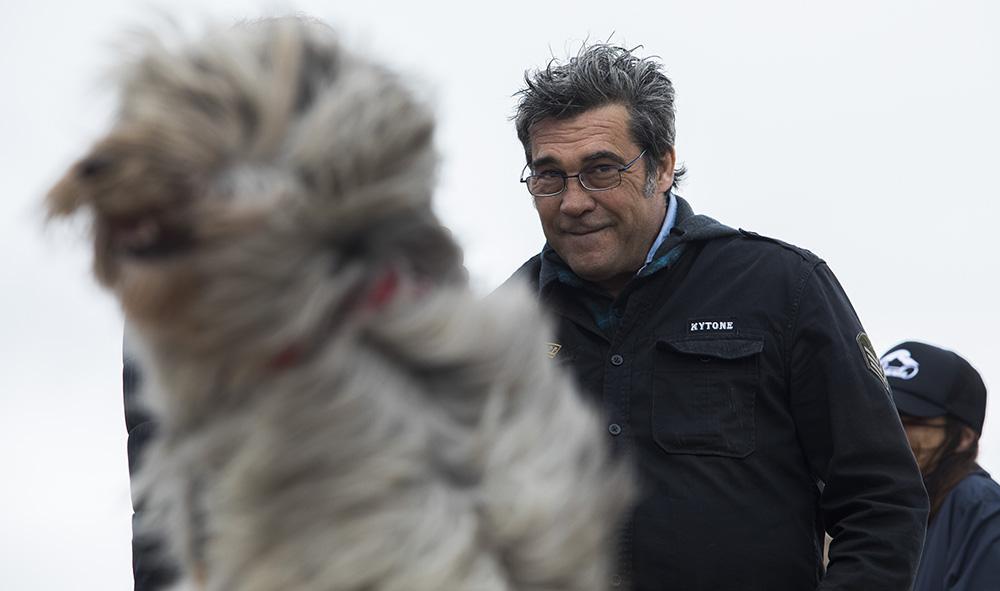 Sport Canin : Le Cani-Triathlon 2018 à Vieux-Boucau les bains sous le signe du cinéma avec Philippe Guillard, Olivier Marchal et la clinique Zatozte.