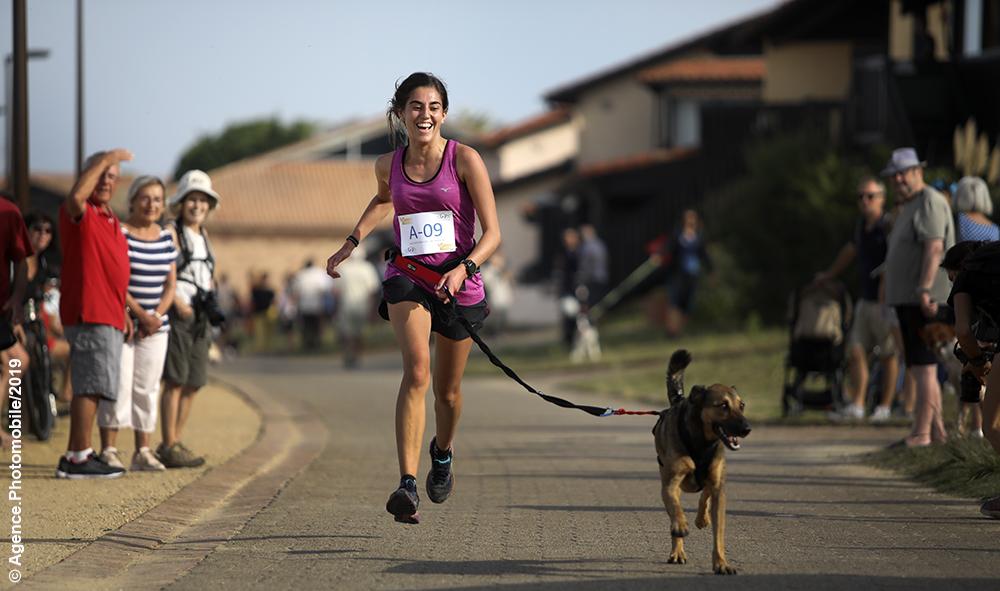 Sport Canin : Le Cani-Triathlon de la clinique Zatozte à Vieux-Boucau-Les-Bains (Landes) confirme son envol avec une fréquentation en hausse