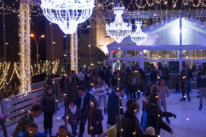 biarritz evenement noel 2018 Evenement Biarritz Evenement Patinoire de Noël Gare Du Midi  biarritz evenement noel 2018