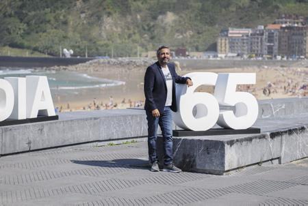 Film LE SENS DE LA FETE C EST LA VIE presentation au Festival de Cinema de San Sebastien Eric Toledano.