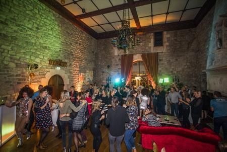 Biarritz For Events agence réceptive installée à Biarritz au Pays basque, fête ses 20 ans d'éxistence au Château de Brindos à Anglet au Pays Basque le 29 novembre 2018.  © P.Tohier-Photomobile/2018  Anglet, Pays Basque, Region Nouvelle-Aquitaine, Pyrenees-Atlantiques France, Europe.