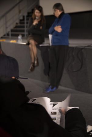 Christine Camdessus déléguée générale du FIPADOC de Biarritz et Anne Georget AD Presidente du FIPADOC Festival International Documentaire à Biarritz au Pays basque, le 08 janvier 2021 au Pays Basque. Le FIPADOC aura bien lieu et que l'équipe y travaille avec la mairie de Biarritz pour des éventuelles projections du 10 au 14 mars. Sans possibilité de réalisées celles-ci, une option en avril serait possible en fonction si la pandémie du coronavirus, covid-19 et les conditions sanitaires le permettent.  Christine Camdessus General Delegate of FIPADOC Biarritz and Anne Georget AD President of FIPADOC International Documentary Festival in Biarritz in the Basque Country, January 08, 2021 in the Basque Country. The FIPADOC will take place and that the team work there with the town hall of Biarritz for possible screenings from March 10 to 14. Without the possibility of carrying out these, an option in April would be possible depending on whether the pandemic of the coronavirus, covid-19 and the sanitary conditions allow it.  Biarritz, Pays basque, 64 , Nouvelle Aquitaine, Pyrénées Atlantiques, Sud Ouest, France, Europe. New Aquitaine, Basque Country.